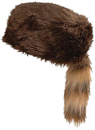 Widmann Cap Modell Trapper mit Marmorschwanz