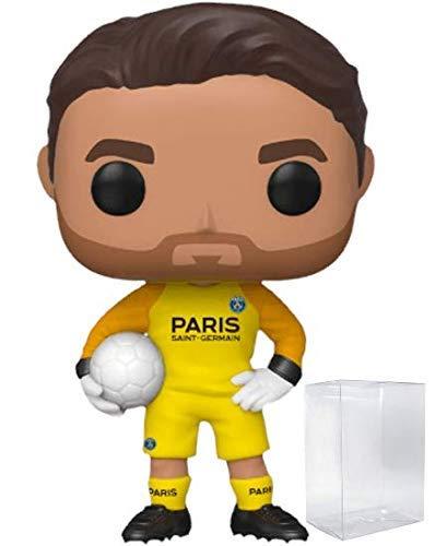 Funko Pop! Soccer: Paris Saint-Germain - Gianluigi Buffon Vinyl Figure (Includes Compatible Pop Box Protector Case)