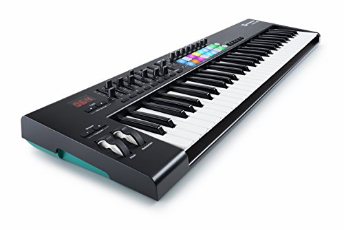 Novation Launchkey USB-Keyboard-Controller für Ableton Live, 61-Tasten MK2 Version
