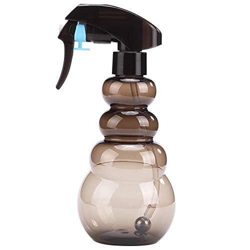 Chirsemey - 123 - Vaporisateur transparent pour salon de coiffure - Vaporisateur de style spécial maison - Presse-main transparent - 200 ml - Professionnel, Femme, /., Grau