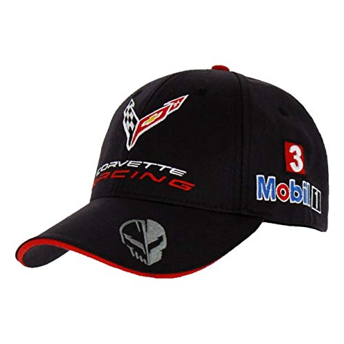 C8 Corvette Racing Official Team Hat - Black