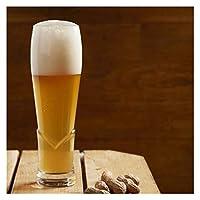 qun-qun クリスタルガラスカップワイングラスビールガラスカップバークラブパーティーホームガラス製品飲み物ミルクウォーターワイングラスマグウイスキーカップ (Color : 440ml)