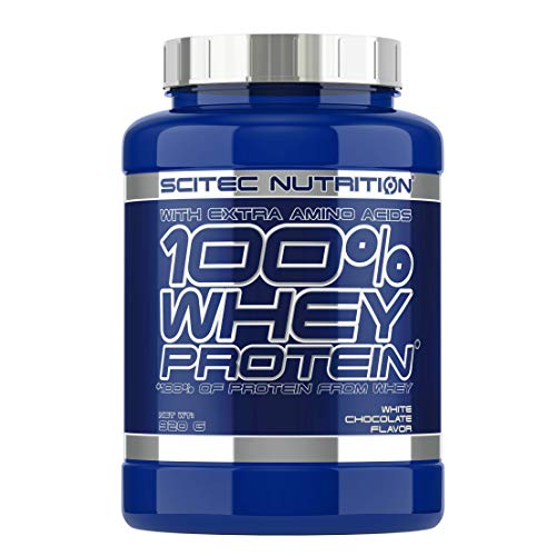 Whey Protein 920g white chocolate
