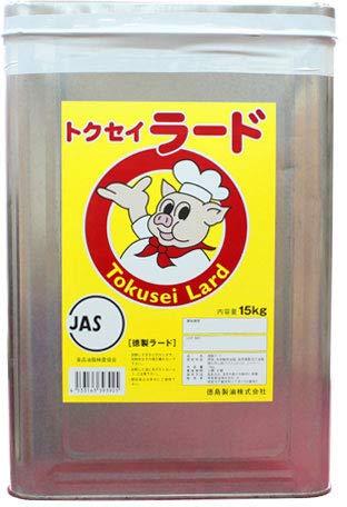 徳島製油 トクセイ ラード 業務用 15kg 一斗缶