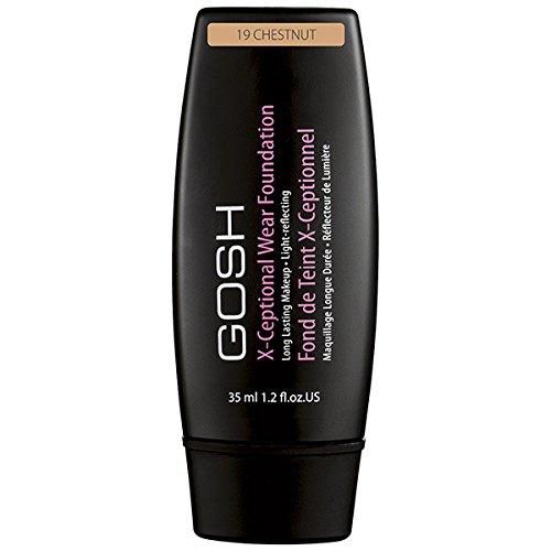Gosh X-Ceptional Wear Make Up Chestnut 19