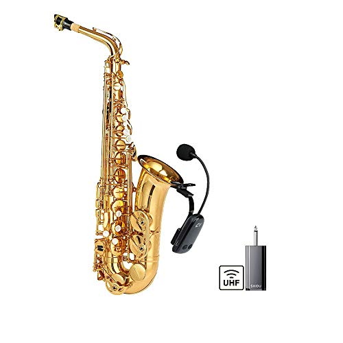 Wireless Instruments Saxophone M...