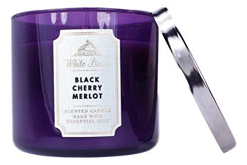 Bath & Body Works 3-Docht Kerze - Black Cherry Merlot
