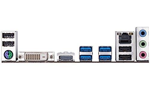 Gigabyte B450M DS3H Scheda Madre, Socket AM4, 4 x DDR4, M.2, Realtek GbE, USB 3.1