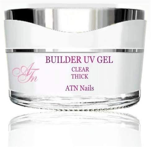 Nail Builder - Gel UV para uñas 5 ml