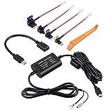 CAMWAY Universal Dash Cam Hardwire Kit Mini USB 12 V-24V a 5V HardWire Fusibile da auto Registratore Dash Cam Kit filo duro con cavo Micro USB per Nextbase ecc
