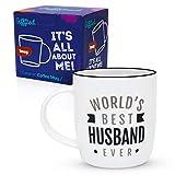 Gifffted Kaffeetasse Beste Ehemann-Geschenke von der Frau