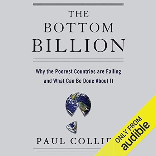 The Bottom Billion cover art