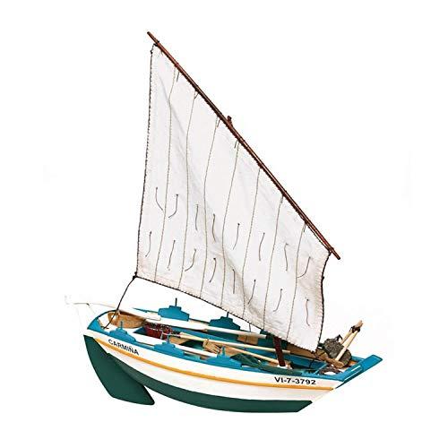 OcCre Carmiña Gamella 1:15 tasa de la construcción naval
