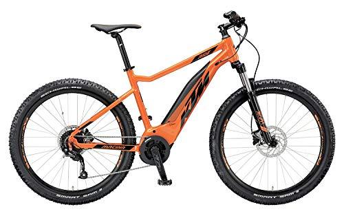 KTM Macina Ride 271 Bosch Elektro Fahrrad 2019 (19'/48cm, Orange/Schwarz)