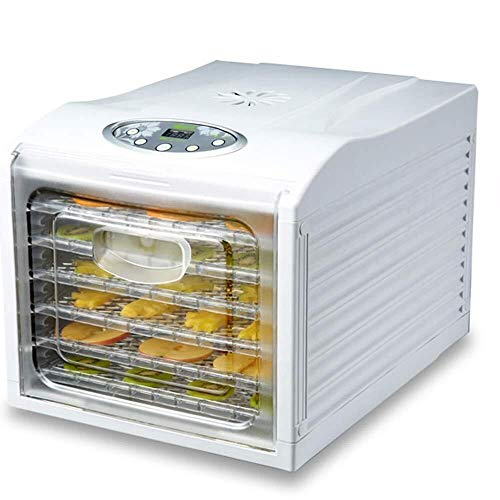 Buy Dehydrator Dehydrator, Food Dryer - Food Grade AS, Intelligent Control, 6 Layers, Large Capacity...