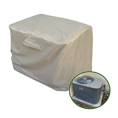 Extra Large Rectangular Outdoor Air Conditioner Cover 38