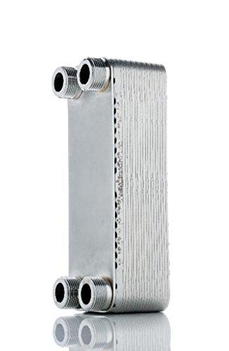 Cosmo plattenwärmetauscher 15 – 20 placas de acero