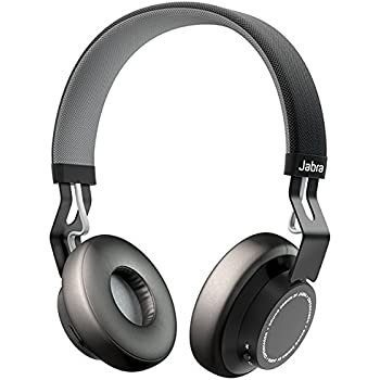 Amazon Com Jabra Move Wireless Stereo Headphones Black