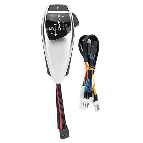 EBTOOLS Automatic Shift Knob, Car RHD LED Shift Knob Automatic Gear Shifter...