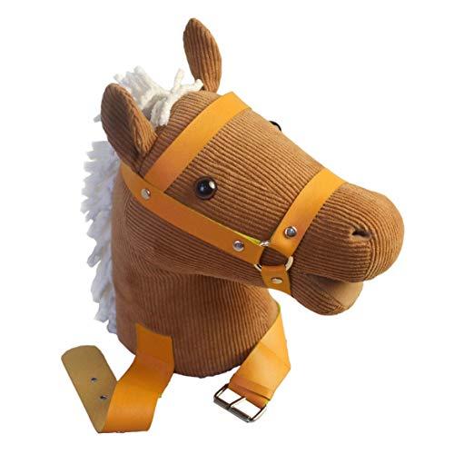 Heaviesk Glückliches Pferd Eltern-Kind-Beziehung Interaktion Emotionale Kameradschaft Bionisches Design Klangsimulation Reiten Liebe Kindspielzeug