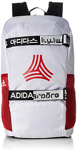 adidas Sport Herren Tango Rucksack Weiss Rot Schwarz FI9351 814280