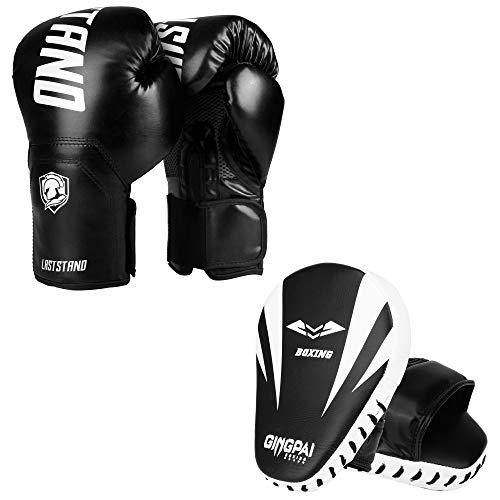 Gingpai Boxhandschuhe und Boxhandschuhe...