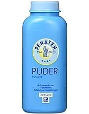 Penaten Puder 100g - Polvo para la piel sensible del bebé - Previene el enrojecimiento de la piel - 100g