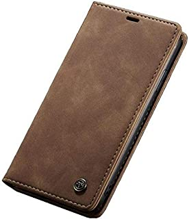 CaseMe leather flip cover for  Samsung Galaxy S20