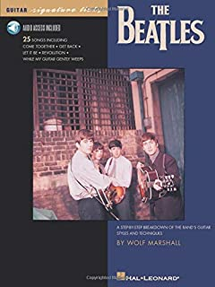 The Beatles: A Step-By-Step Breakdown of the Band's Guitar Styles and Techniques