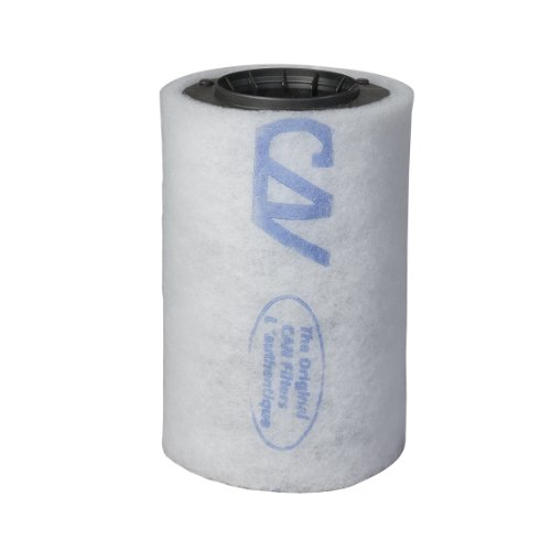 125mm Filtro de Carb/ón Antiolor 1500 CAN Filters 75 m/³//h