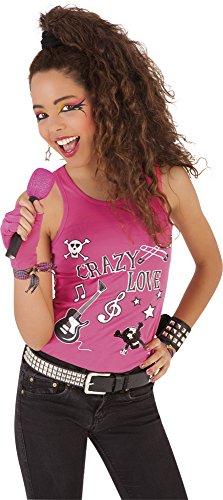 Funny Costumes - Accesorio de disfraz, Set de rockera, para niños (Rubie's...