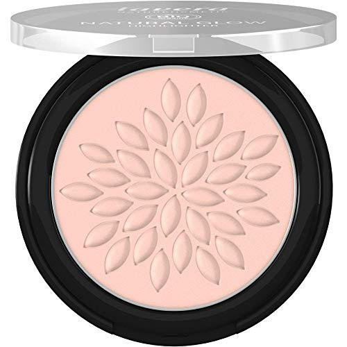 Lavera Natural Glow Highlighter 01 - Rosy Shine