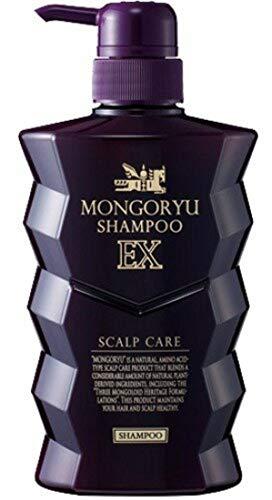 モンゴ流 スカルプシャンプー EX