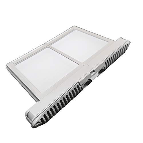Marel Shop - Filtro filacci lanuggine asciugatrice per Samsung 30x4,5x17,5 cm