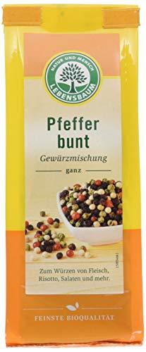 Lebensbaum Pfeffer, bunt, ganz (1 x 50 g) - Bio