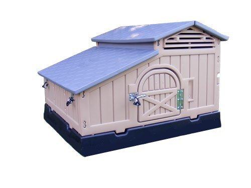 Formex Snap Lock Standard Chicken Coop Backyard Hen House 3-4 Large 4-6 Bantams