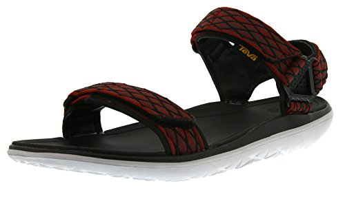 Teva Men's Terra-Float Universal Active Sandal,Red,US 12 M