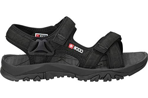 8000 Zap Tatay 20V Negro 44, Zapatillas de montaña Hombre, EU