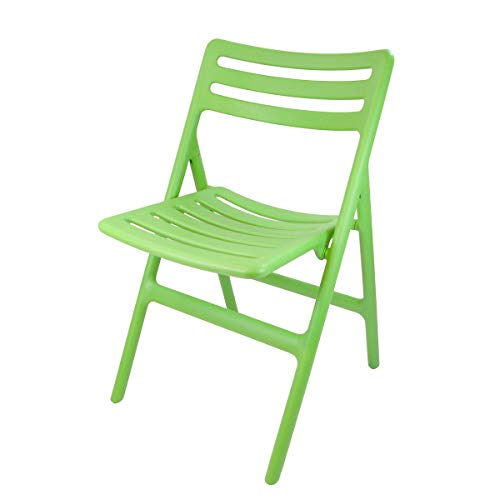 Magis Folding Air Chair Klappbarer Stuhl Grün