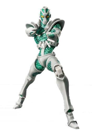 Di Morutobene Bizarre Adventure JoJo Statue Legend Partie III 46 Hiérophante Vert [Supervision de Prototype de Couleur / Hirohiko Araki]