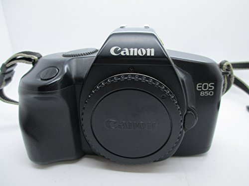 Classic Canon EOS 850 Electric SLR 35mm Film Camera Body only.