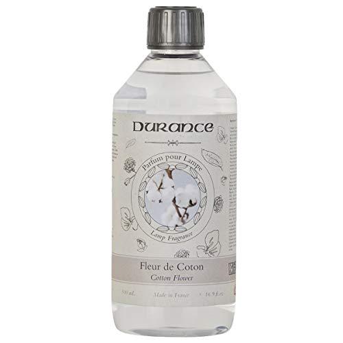 Durance - Lámpara de catálisis con aroma a flor de algodón