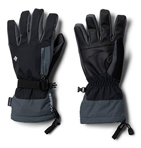 Columbia Men's Bugaboo Interchange Winter Ski Glove, Waterproof & Breathable