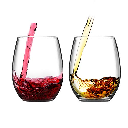 Best 2 wine glasses review 2021 - Top Pick