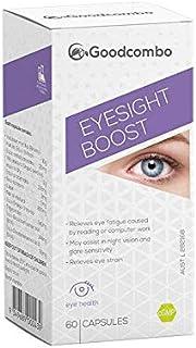 Goodcombo Eyesight Boost 60s (Bilberry extract, lutein), 160 grams
