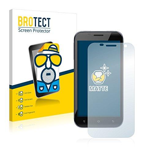 BROTECT 2X Entspiegelungs-Schutzfolie kompatibel mit Haier W860 Bildschirmschutz-Folie Matt, Anti-Reflex, Anti-Fingerprint