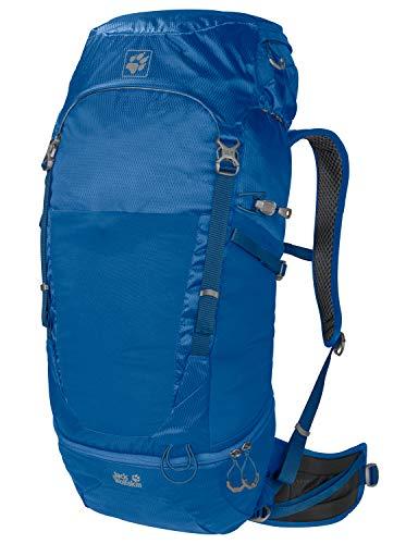 Jack Wolfskin KALARI Trail 36 Pack Trekking Reise Rucksack, Electric Blue, ONE Size