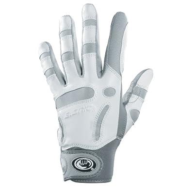 Bionic Women's ReliefGrip Golf Glove (Small, Left Hand),Gray