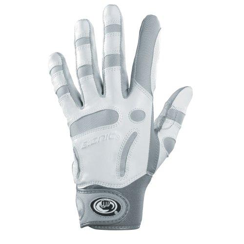 BIONIC Damen Golfhandschuh ReliefGrip Golf Handschuh, Damen, grau
