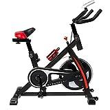 Fityou Ergonomisches Fitnessfahrrad für leises Fitnessbike Inklusive Wasserkoche Heimtrainer Standfahrrad Fitnessgerät 120 kg Benutzergewicht